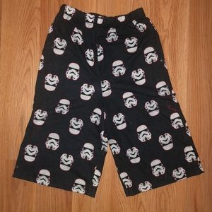 Star Wars Stormtrooper shorts